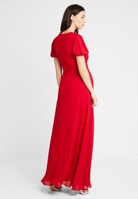 TFNC Maternity - EXCLUSIVE KATIA - Occasion wear - red - 2