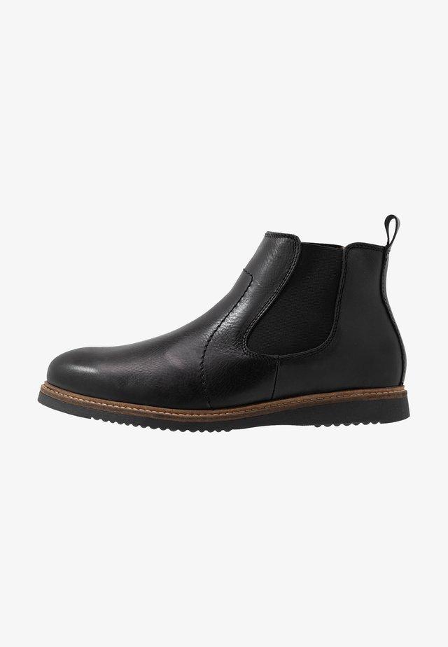 STEFAN - Classic ankle boots - black