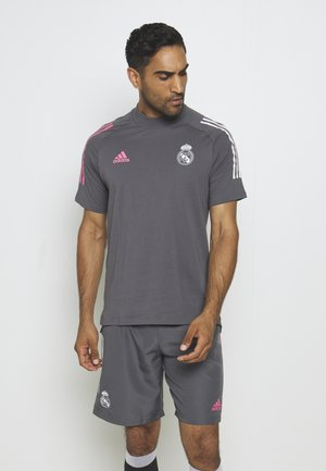 REAL MADRID FOOTBALL SHORT SLEEVE  - Klubové oblečení - grefiv