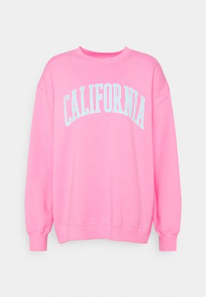 CHAIN - Sweatshirt - pink