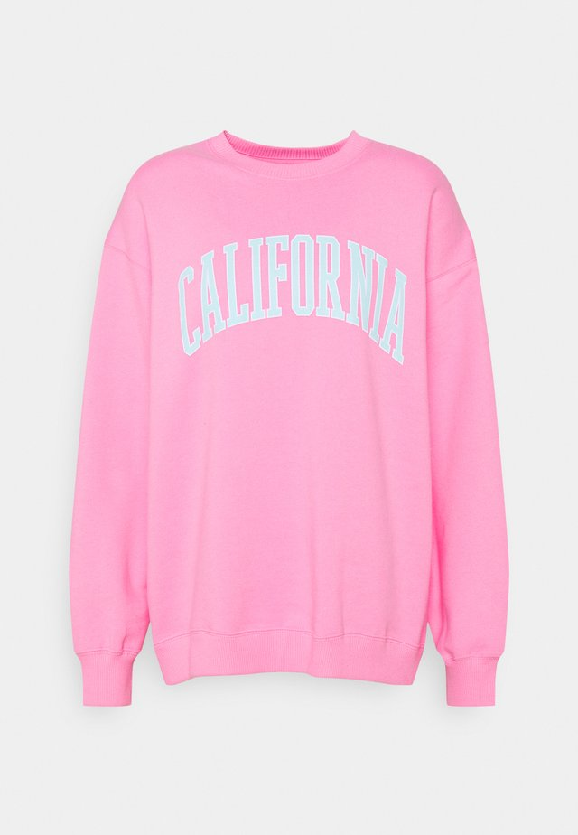 CHAIN - Sweatshirt - pink