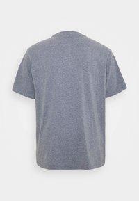 s.Oliver - BIG - Basic T-shirt - blue melange - 1