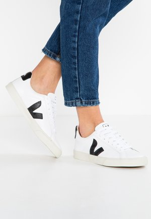 ESPLAR LOGO - Sneaker low - extra white/black