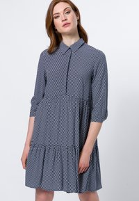 zero - Shirt dress - dark blue - 0