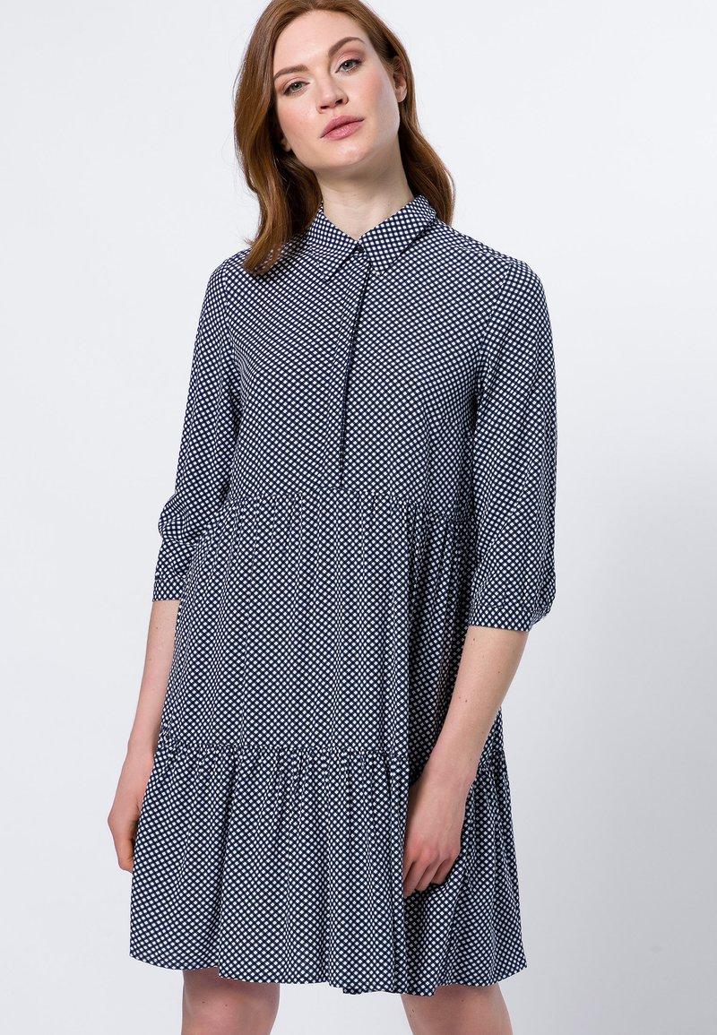 zero - Shirt dress - dark blue