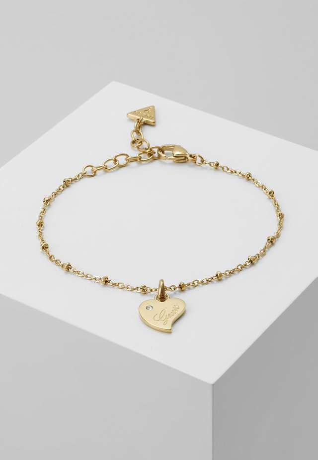 QUEEN OF HEART - Armband - gold-coloured