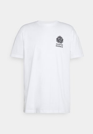 TOGETHER - T-shirt con stampa - white