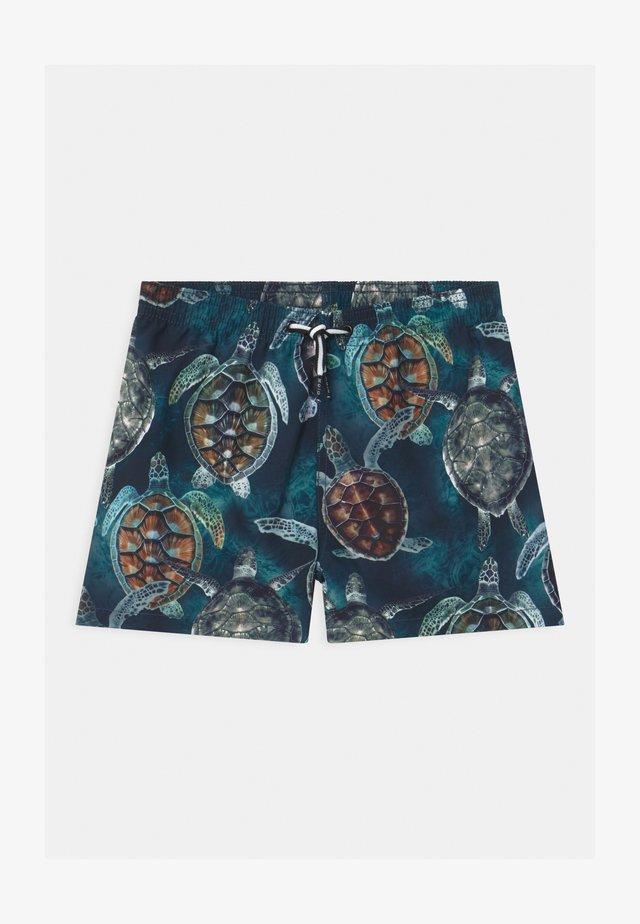 NIKO - Shorts da mare - dark blue