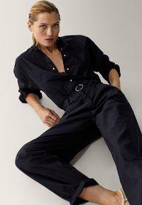 Massimo Dutti - Jumpsuit - black - 2