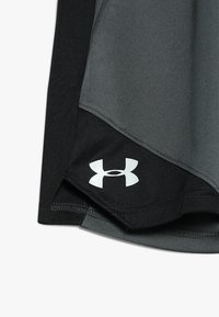 Under Armour - STUNT 2.0 SHORT - Sports shorts - pitch grey/white - 4