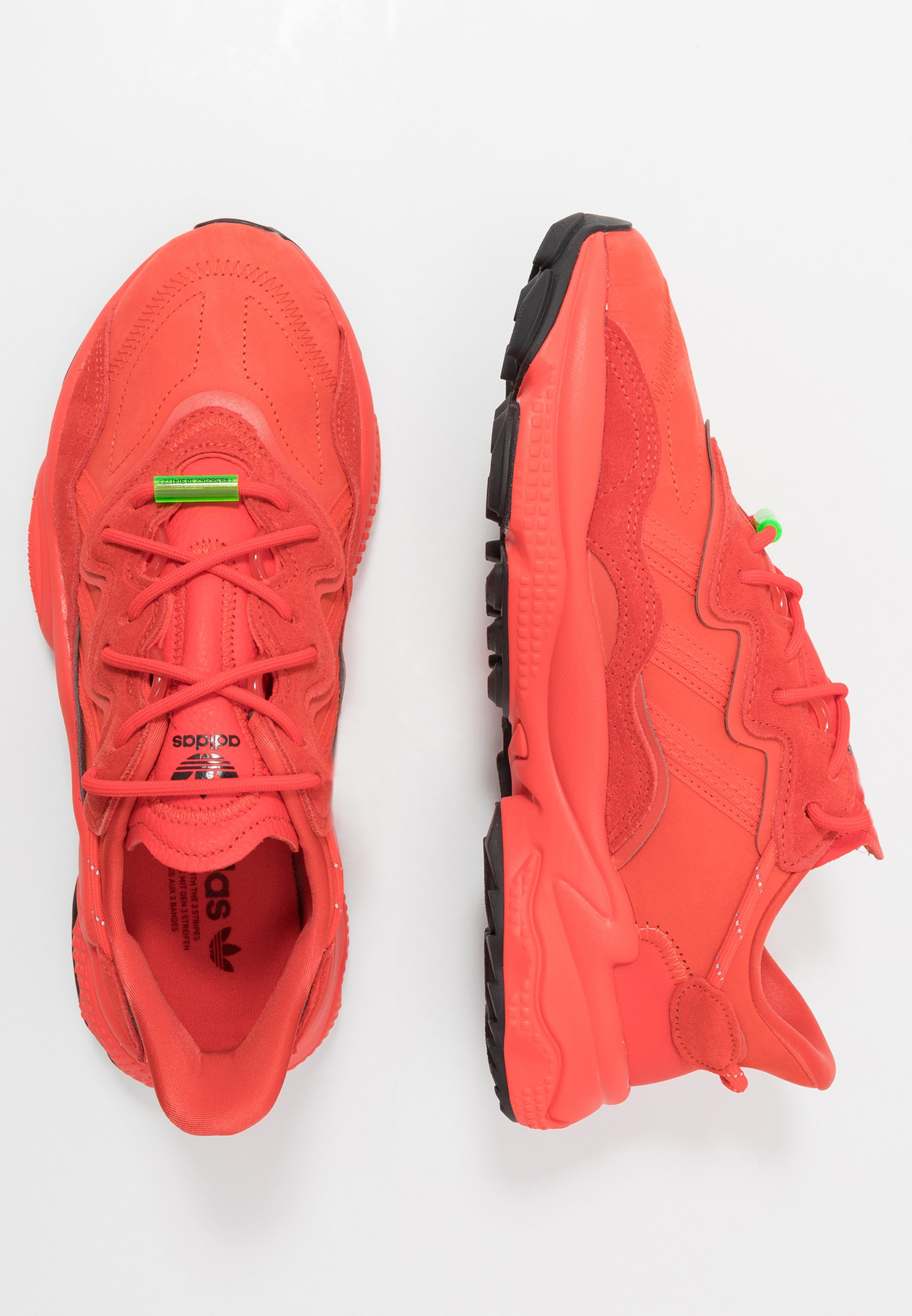 adidas Originals OZWEEGO Joggesko red Zalando.no
