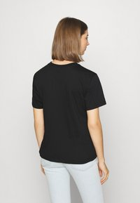 Even&Odd - Print T-shirt - black - 2