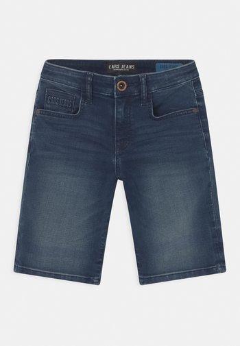 SEATLE - Denim shorts - stone used