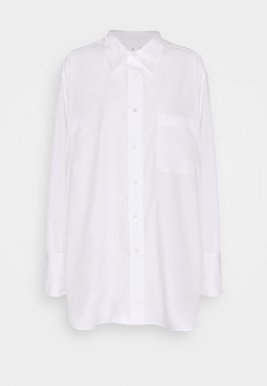 SHIRT - Koszula - white light