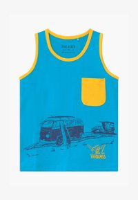 Blue Seven - SMALL BOYS HAWAII SURF - Top - türkis - 0