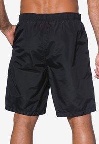 JP1880 - Swimming shorts - black - 4