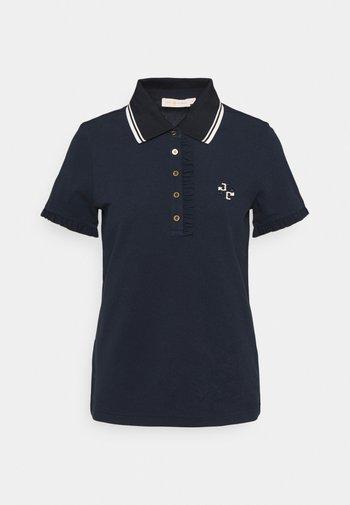 RUFFLE - Polo shirt - tory navy