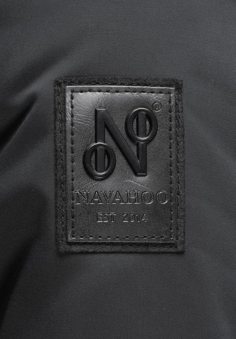 Navahoo LULUNA - Wintermantel - black/schwarz J3pqPr