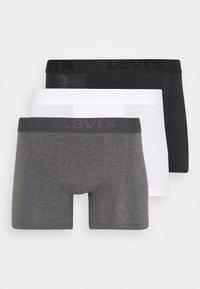 MEN PREMIUM BRIEF 3 PACK - Pants - black/grey combo