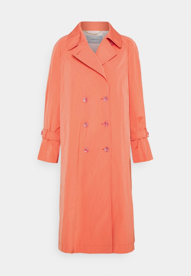 DISNEY - Trenchcoats - rosa intenso