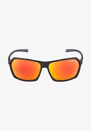 FINETY - Sunglasses - black/black matt
