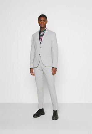 PLAIN LIGHT SUIT - Traje - grey