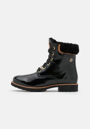 IGLOO TRAVELLING - Lace-up ankle boots - black
