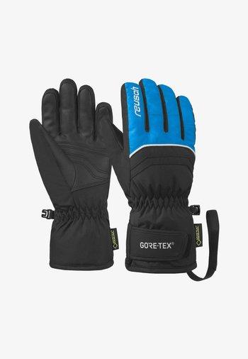 TOMMY - Gloves - imperial blue/black