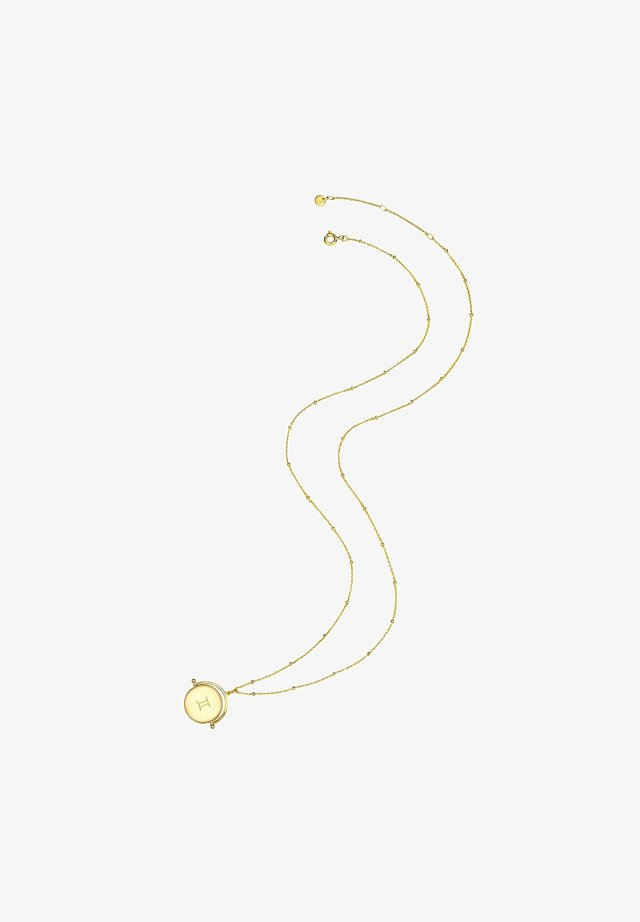 Necklace - gelbgold