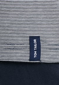 TOM TAILOR - SHORTY V-NECK - Pyžamo - dark blue - 6
