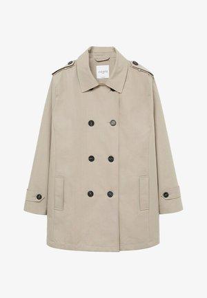 SNOW8 - Trenchcoat - beige