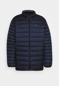 Calvin Klein - LIGHT WEIGHT SIDE LOGO JACKET - Giacca invernale - blue - 4