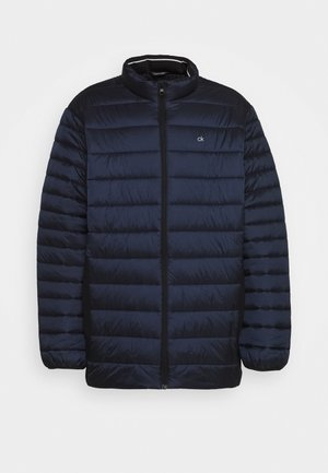 LIGHT WEIGHT SIDE LOGO JACKET - Giacca invernale - blue