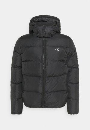 ESSENTIALS JACKET - Down jacket - black