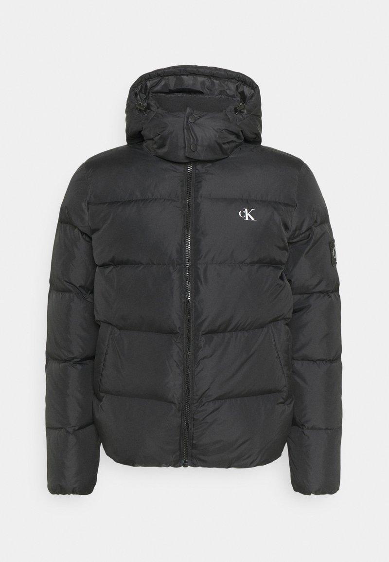 Calvin Klein Jeans - ESSENTIALS JACKET - Down jacket - black