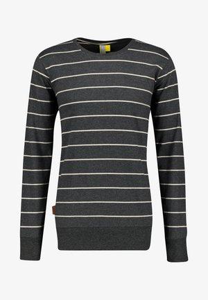 SAMUELAK  - Long sleeved top - black