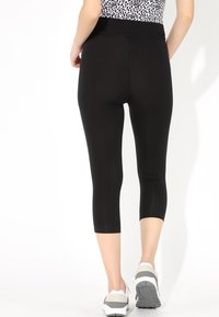 Tezenis - CAPRI - Leggings - Trousers - nero - 2