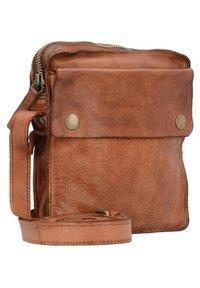 Harold's - SUBMARI - Across body bag - cognac - 4