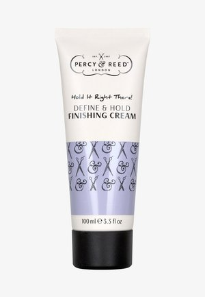 HOLD IT RIGHT THERE! DEFINE & HOLD FINISHING CREAM  - Stylizacja włosów - -