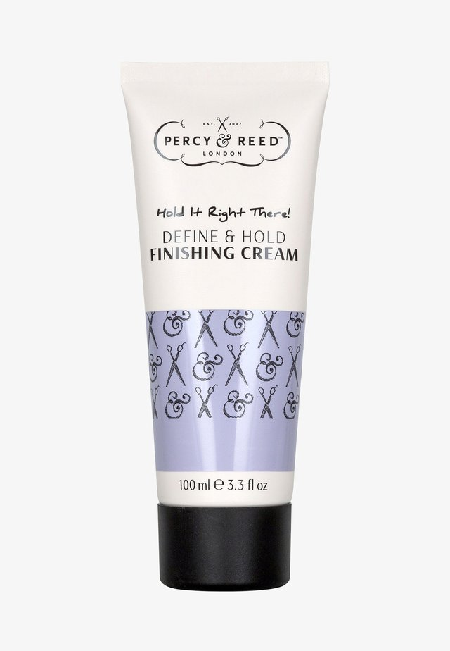 HOLD IT RIGHT THERE! DEFINE & HOLD FINISHING CREAM  - Styling - -