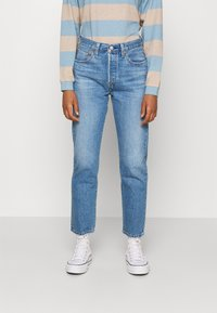 Levi's® - 501® CROP - Slim fit jeans - athens day to day - 0