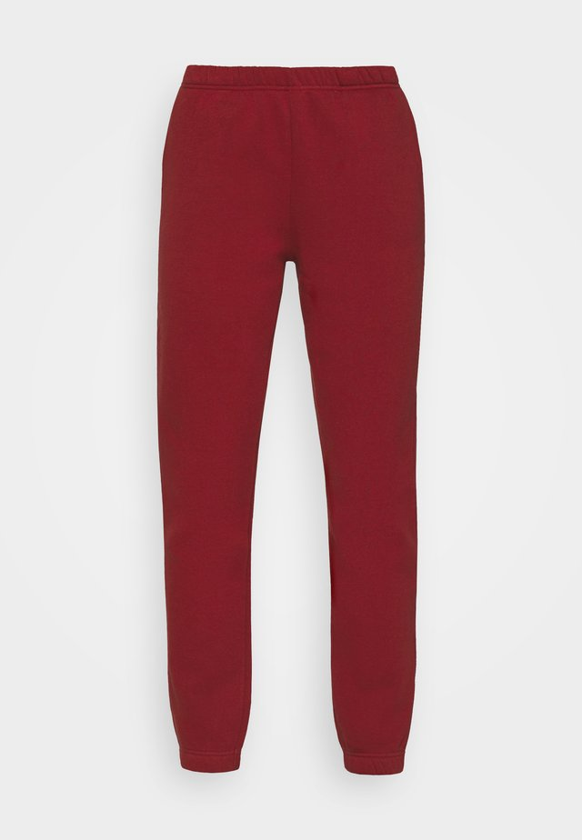 BASIC - Trainingsbroek - pomegranate