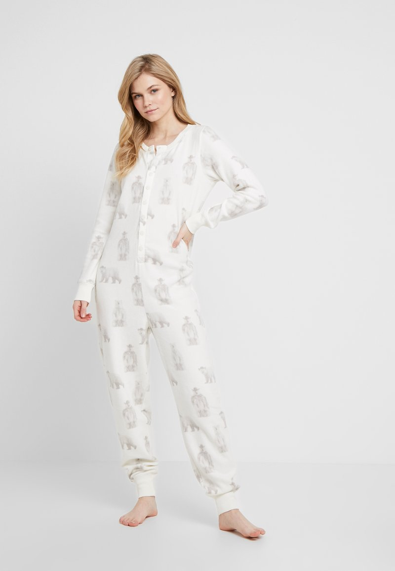 aerie - ONESIE - Pyjamas - off-white