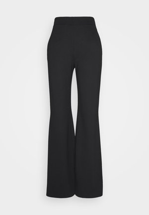 JANNIE TROUSER - Pantaloni - black