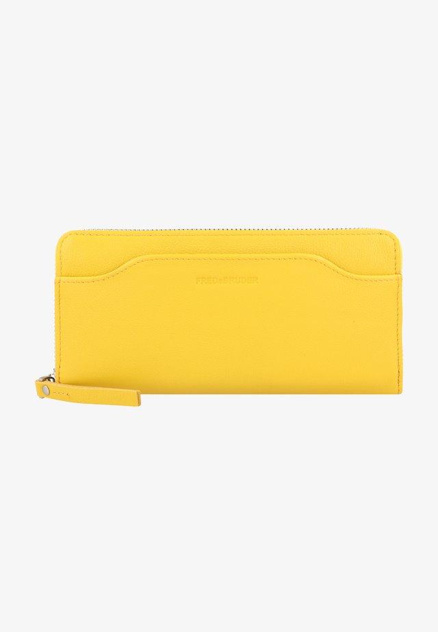 Portafoglio - yellow