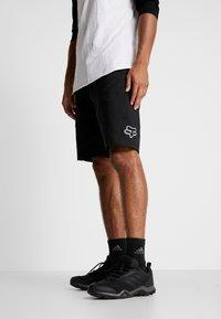 Fox Racing - RANGER SHORT - Sports shorts - black - 0
