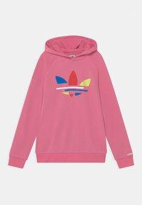 adidas Originals - UNISEX - Felpa con cappuccio - rose tone - 0
