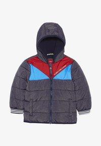 s.Oliver - Zimní bunda - dark blue melange - 2