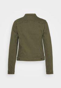 Soyaconcept - ERNA - Denim jacket - dark army - 8