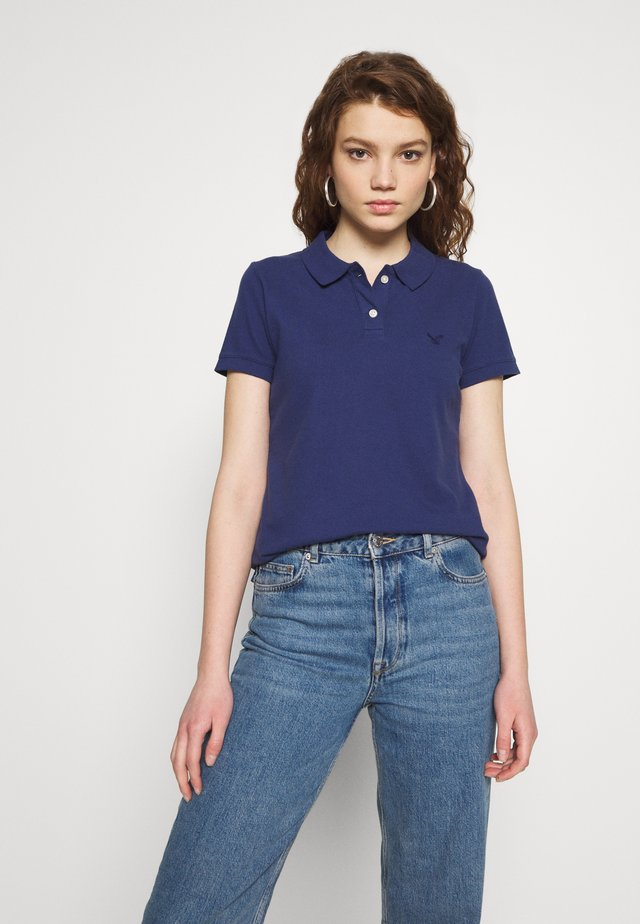 SOLIDS - Polo - navy